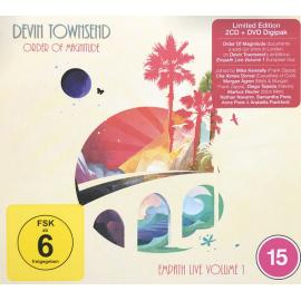 Order Of Magnitude (Empath Live Volume 1) - Devin Townsend