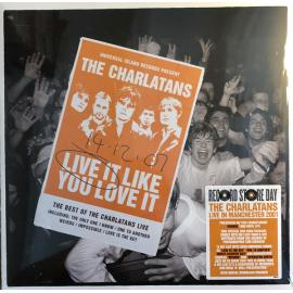 Live It Like You Love It - The Charlatans
