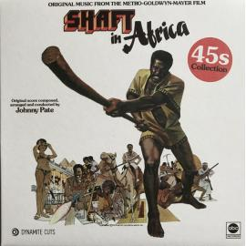 Shaft In Africa (45s Collection) - Johnny Pate