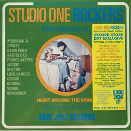 Studio One Rockers - Various