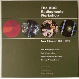 Four Albums 1968 - 1978 - BBC Radiophonic Workshop