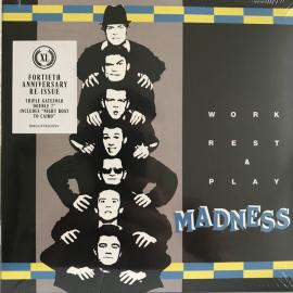 Work Rest & Play - Madness
