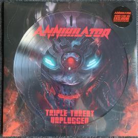 Triple Threat Unplugged - Annihilator