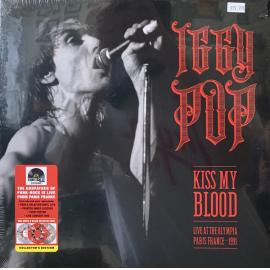 Kiss My Blood (Live At The Olympia - Paris France - 1991 - Iggy Pop