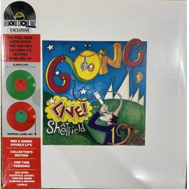 Live! At Sheffield 1974 - Gong