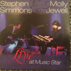 Live At Music Star - Stephen Simmons