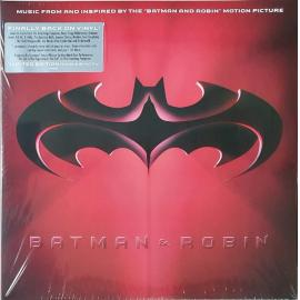 """Batman & Robin: Music From And Inspired By The """"Batman & Robin"""" Motion Picture - Various Production"""
