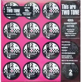 This Are Two Tone - Various