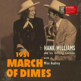 1951 March Of Dimes - Hank Williams With His Drifting Cowboys