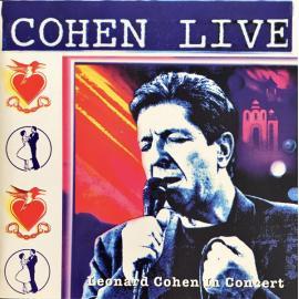 Cohen Live - Leonard Cohen In Concert - Leonard Cohen