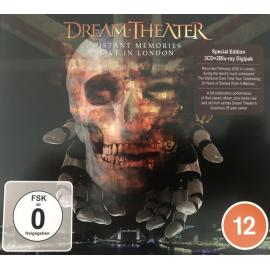 Distant Memories • Live In London - Dream Theater