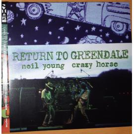 Return To Greendale - Neil Young & Crazy Horse