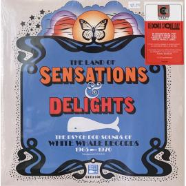 The Land Of Sensations & Delights: The Psych Pop Sounds Of White Whale Records 1965-1970 - Various Production