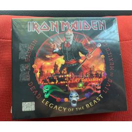 Nights Of The Dead, Legacy Of The Beast, Live In Mexico City - Iron Maiden