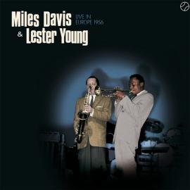 Live in Europe 1956 - Miles Davis