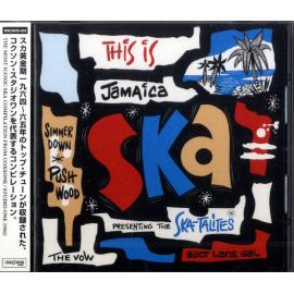 This Is Jamaica Ska Presenting The Ska-Talites - Various Production