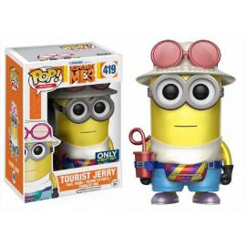Funko - Movies: Minions - Tourist Jerry POP! Vinyl /Toys -