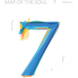 MAP OF THE SOUL 7 (VERSION 4) -BOX - BTS