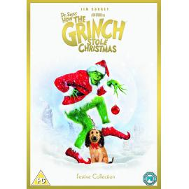 HOW THE GRINCH STOLE CHRISTMAS -DVD- -
