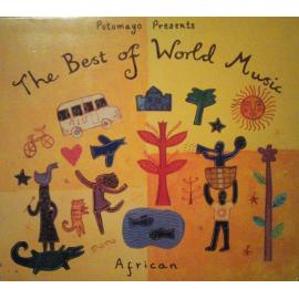 Putumayo Presents : The Best Of World Music - African - Various Production