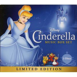 Disney Cinderella Music Box Set - Various