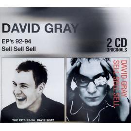 The EP's 92-94 / Sell, Sell, Sell - David Gray