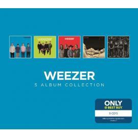 5 Album Collection - Weezer