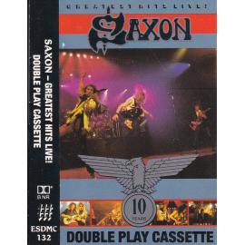 Greatest Hits Live! - Saxon
