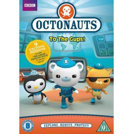 OCTONAUTS-TO THE GUPS! -DVD- - TV SERIES