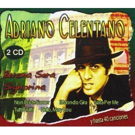 ADRIANO CELENTANO-BOUNA SERA SIGNORINA -