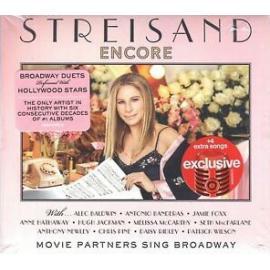 Encore: Movie Partners Sing Broadway - Barbra Streisand