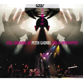 Still Growing Up Live & Unwrapped - Peter Gabriel