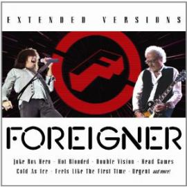 Extended Versions - Foreigner