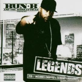 Present: Legends - Bun B