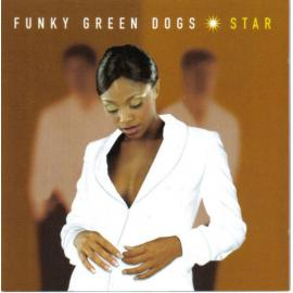 Star - Funky Green Dogs