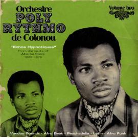 Echos Hypnotiques - T.P. Orchestre Poly-Rythmo