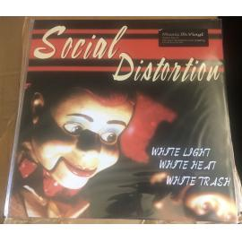 White Light White Heat White Trash - Social Distortion