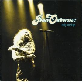 Early Recordings - Joan Osborne