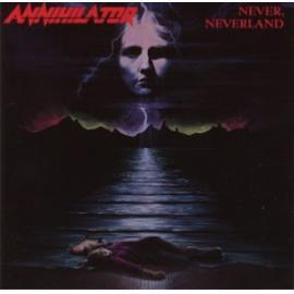 Never, Neverland - Annihilator