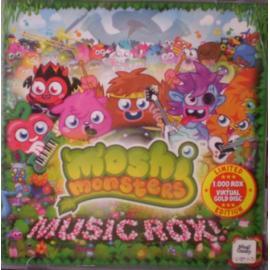 Music Rox! - Moshi Monsters