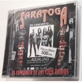 El Concierto De Los Cien Duros - Saratoga