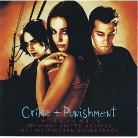 Crime + Punishment In Suburbia (Original United Artists Motion Picture Soundtrack) - Various Production