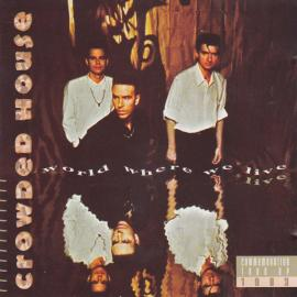 World Where We Live Live Commemorative Tour EP 1993 - Crowded House
