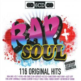 Rap + Soul - 116 Original Hits - Various Production