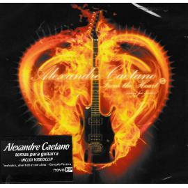 From The Heart EP: Songs For Guitar - Alexandre Caetano