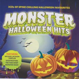 Monster Halloween Hits - Various Production