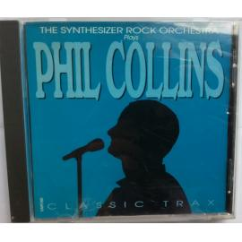 The Synthesizer Rock Orchestra Plays Phil Collins Classic Trax - The Rockridge Synthesizer Orchestra