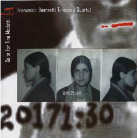 Suite For Tina Modotti - Francesco Bearzatti Tinissima 4et