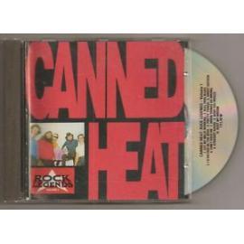 Rock Legends Volume 1 - Canned Heat