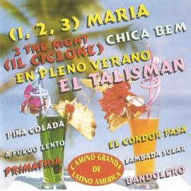 Camino Grande De Latino America - Chaly Sanchez